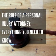 Tips To Choosing Personal Injury Lawyer